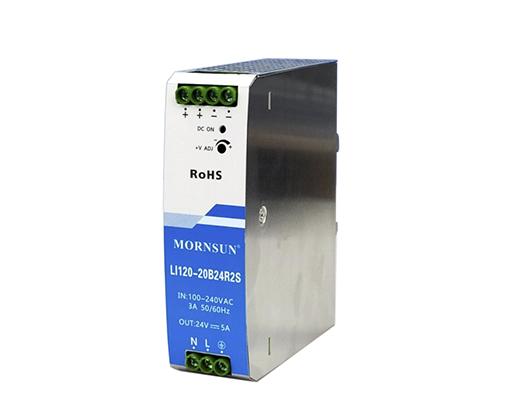 LI120-20B48R2S 金升阳LI标准型导轨系列电源