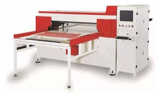 四方工控产品在全自动裁切机的应用