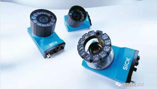 SICK机器视觉引导系统:PLOC2D零件定位传感器系统