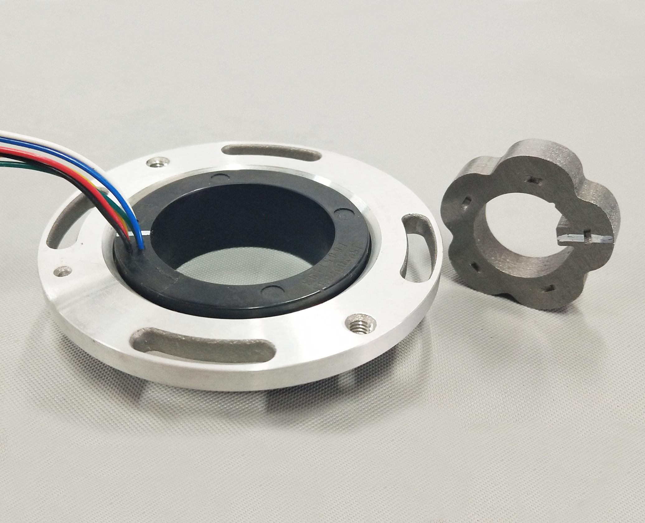赢双 J52XU9735A 52系列磁阻式旋转变压器