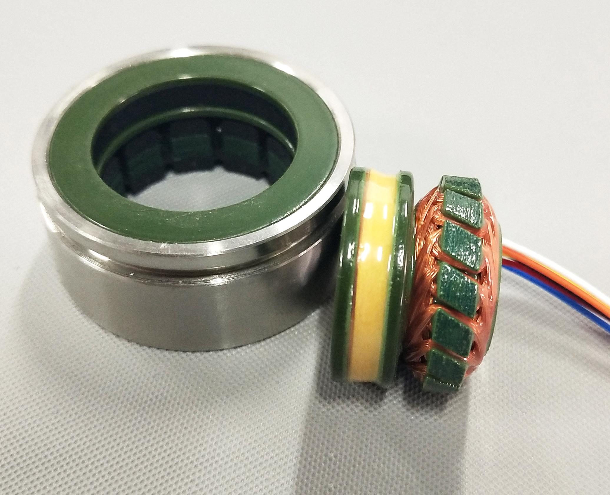 赢双 J52XFW975B 52系列磁阻式旋转变压器