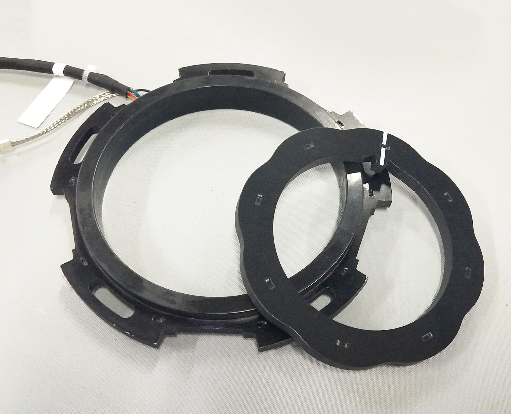 赢双 J160XU9738A 160系列磁阻式旋转变压器