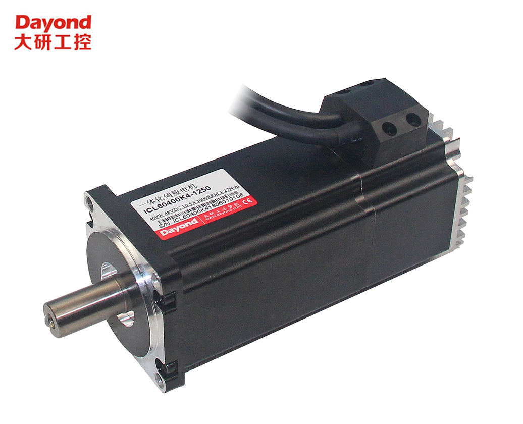 ICL60400K4-1250 大研工控一体化伺服(400W)