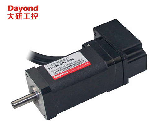 ICL42090P4-2500 大研工控一体化伺服(60W)