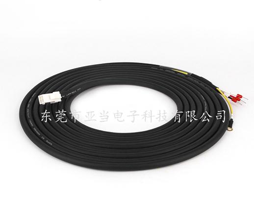 WSC-M04P05-E 富士小功率伺服电机动力线